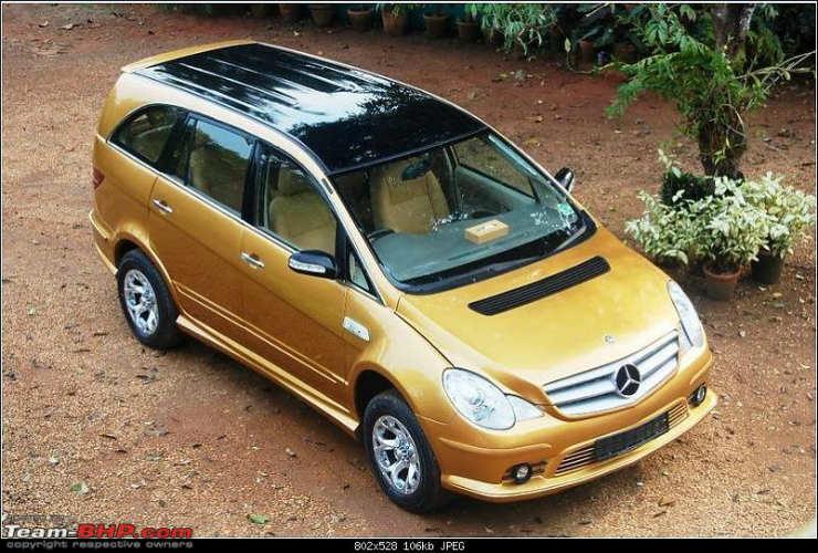 Toyota Innova Modified