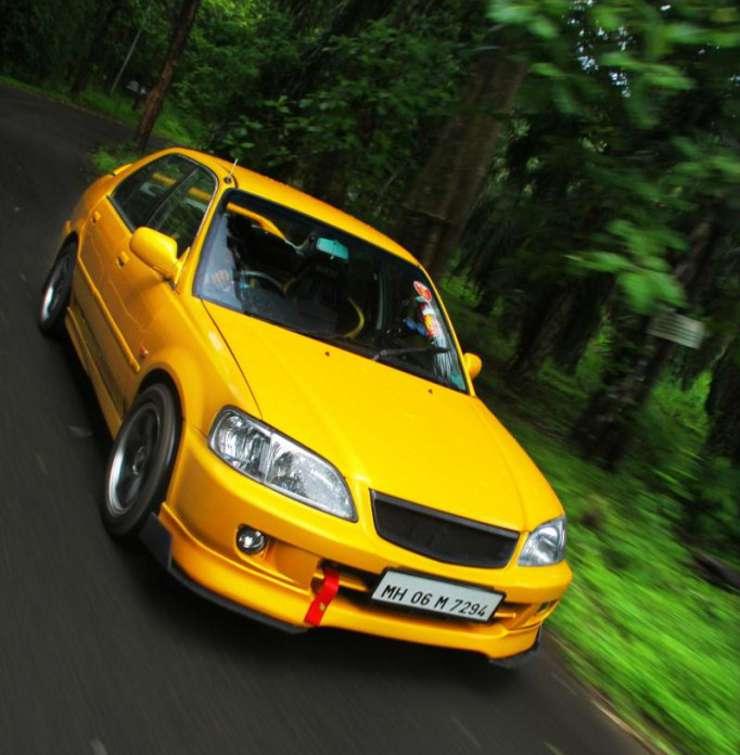 ashwin city yellow
