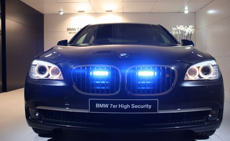 bmw 7 securty
