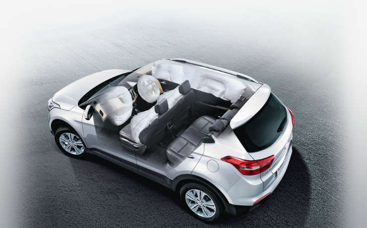 creta 6 airbags
