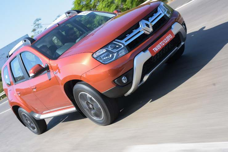 Affordable automatic compact SUVs of India
