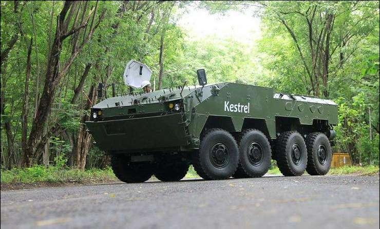 Badass Military Vehicles from Tata Motors
