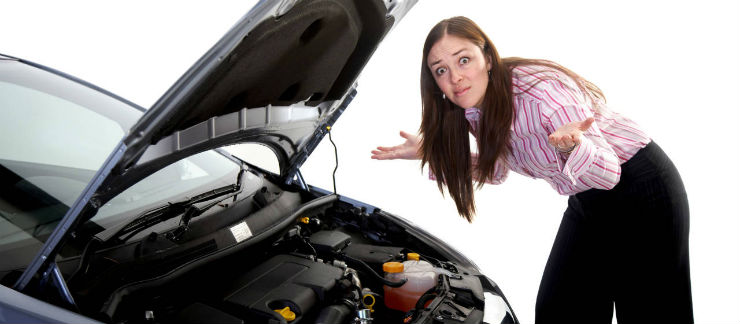 Continued: Ten bad habits that will ruin your car