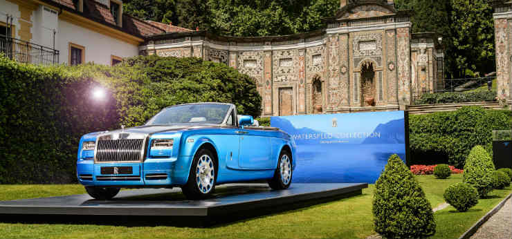 phantom drophead