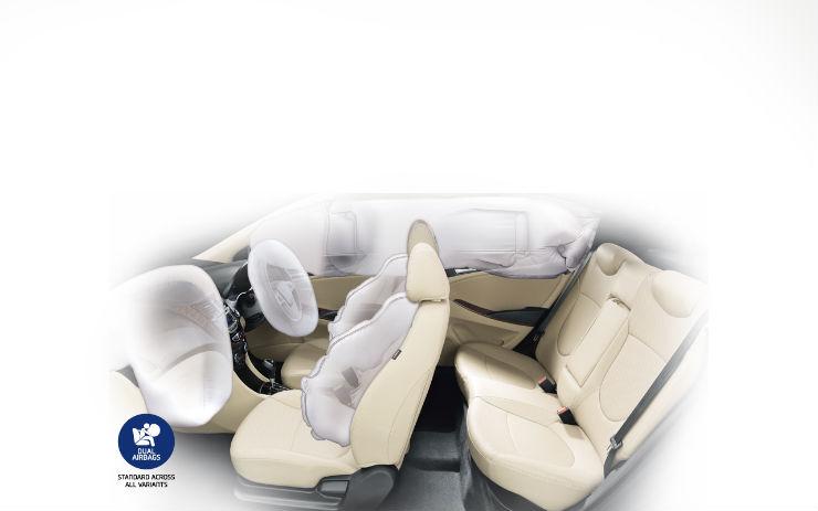 verna 6 airbags