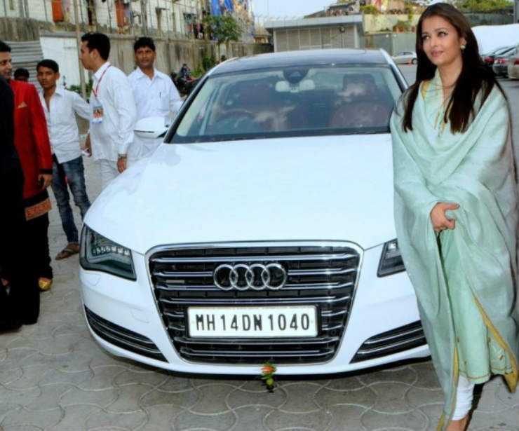 Famous Audi Owners Of India