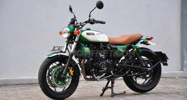 5 Retro Cool Modified Bajaj Pulsars