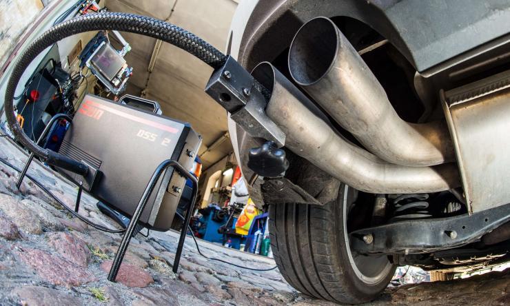 Emission Test