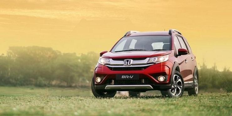 Honda BR-V 4