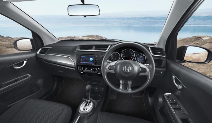 Honda BR-V 6
