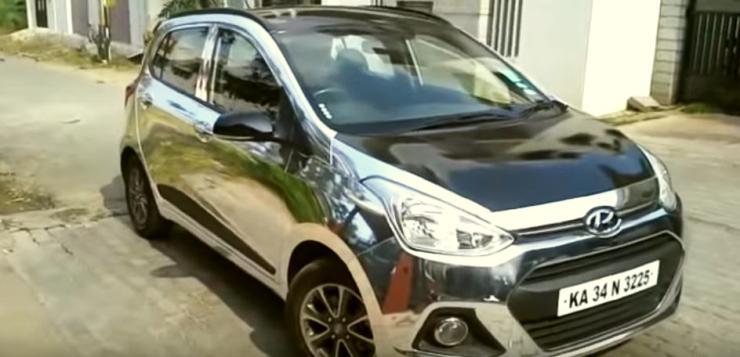 Hyundai Grand i10 Wrap 2