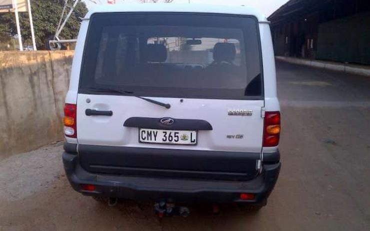 Mahindra Scorpio Rev116 Petrol