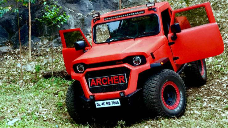 Continued: Modified Mahindra Thars: the Good, the Bad, and the Ugly