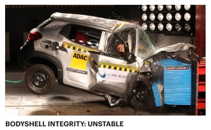Global NCAP says cars unsafe; Car makers say meet Indian safety standards, but what exactly are they