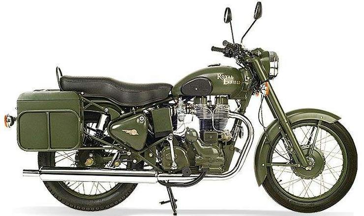 Royal Enfield Army Bullet 350