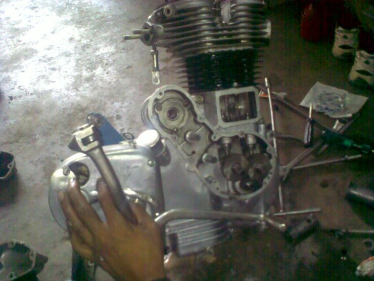 Royal Enfield Bullet 350 DIY Maintenance