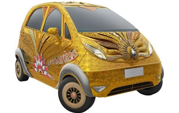 Tata Nano Gold