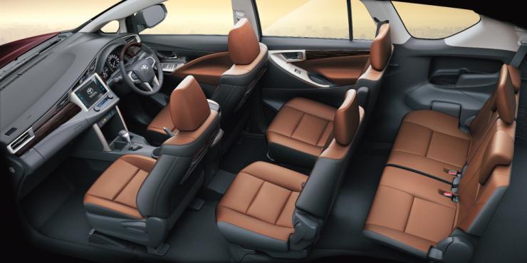 Toyota Innova Crysta 16