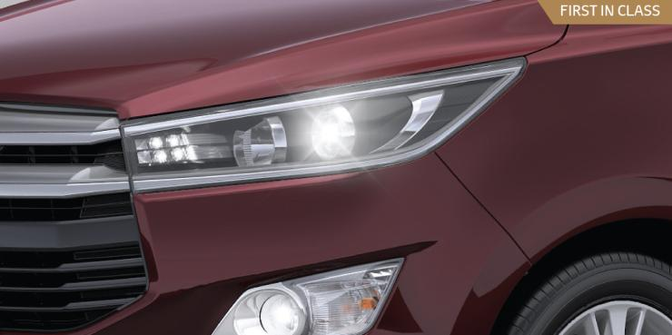 Toyota Innova Crysta 2