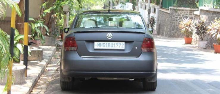 Volkswagen Vento Wrap 2