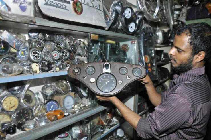 Vintage Cars For Sale In Hyderabad >> Great places in India for cheap car parts