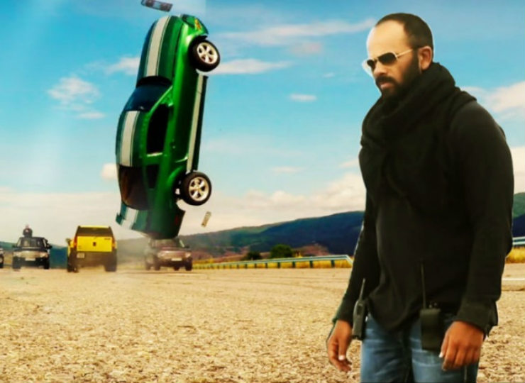 10 Cars & SUVs that Rohit Shetty has hilariously blown up [GIFs INSIDE]
