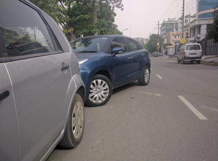 improper parking