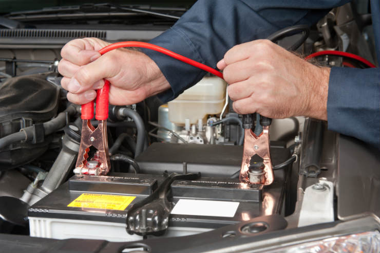 5 top reasons why your car won't start