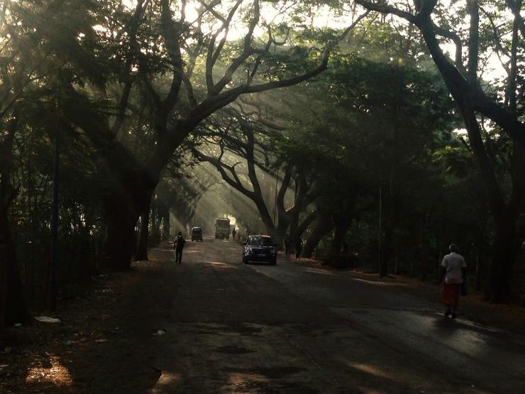 marv & madh road