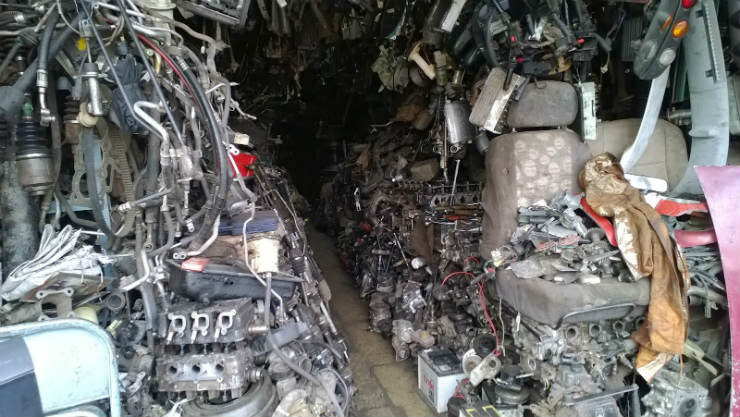 Great Places In India For Cheap Car Parts