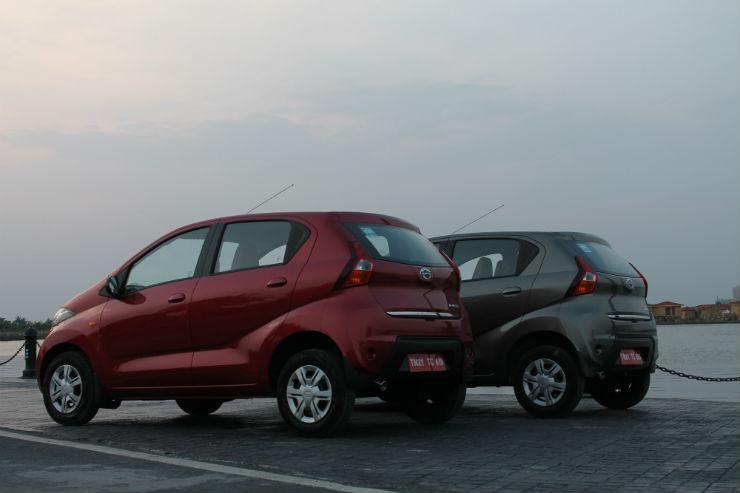 rear view twins