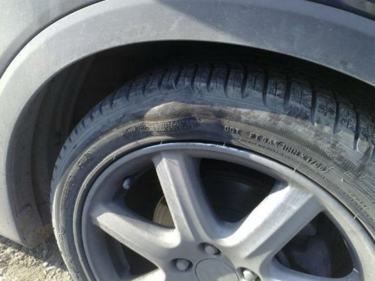 tyre bubble