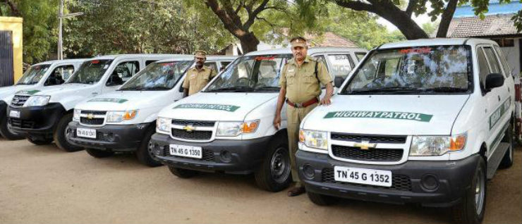 Cop Cars Of India What Indian States Give Their Police To Drive