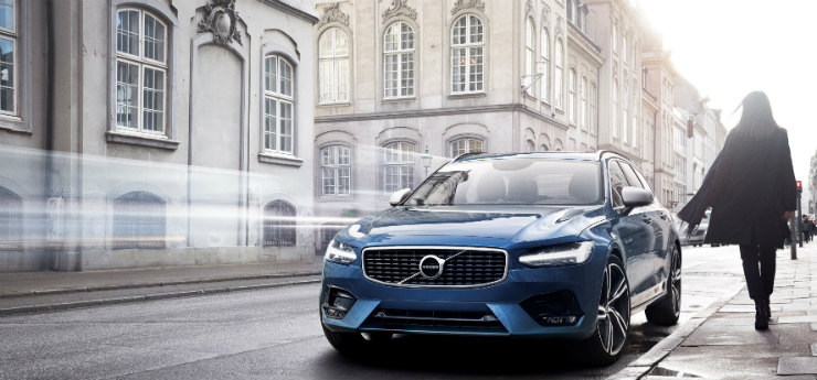 Volvo S90 to be launched in September; Bookings open from next week