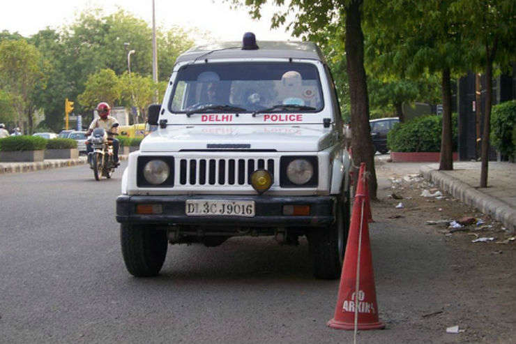 Cop Cars Of India What Indian States Give Their Police To