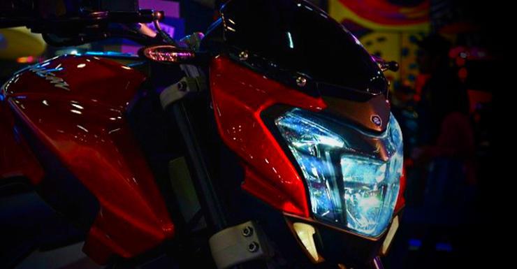 Bajaj Pulsar CS400 LED Headlamps