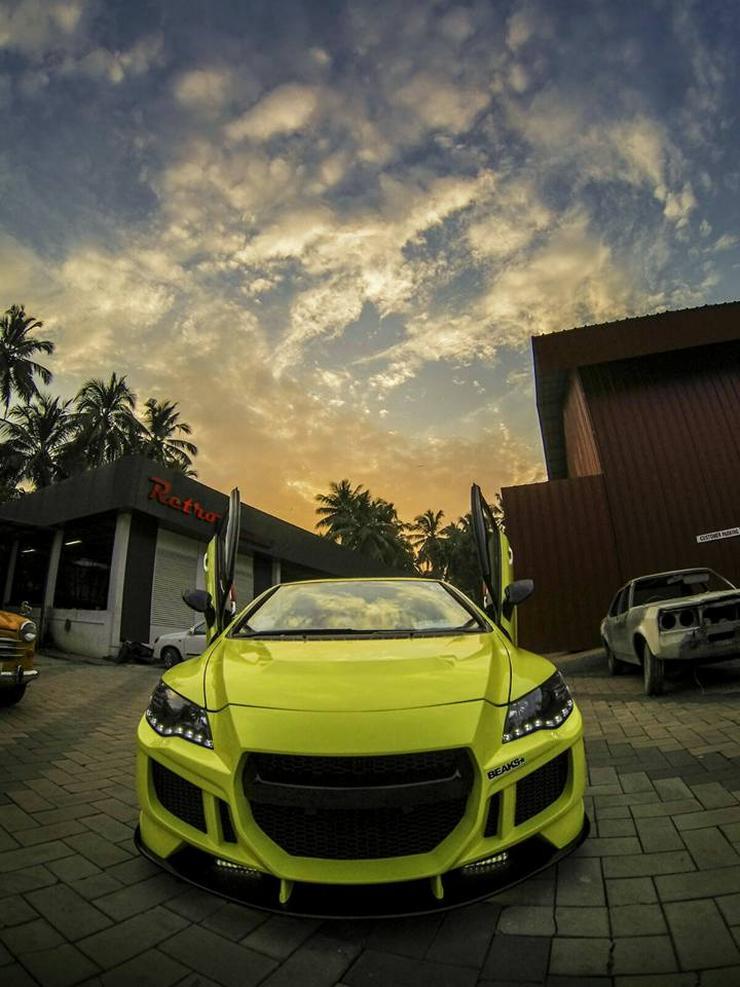 Honda Civic CRZ GT 12
