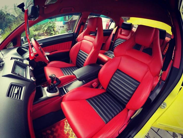 Honda Civic CRZ GT 3