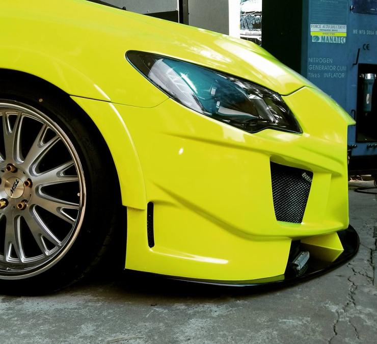 Honda Civic CRZ GT 4