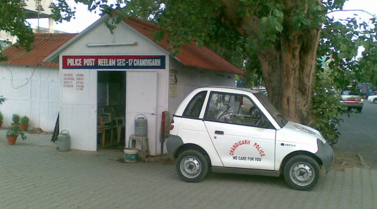 Cop Cars Of India What Indian States Give Their Police To Drive From Maruti Ertiga -5326