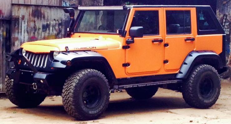Jeep Bolero Rubicon 3