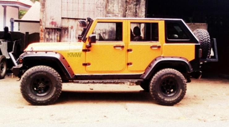 Jeep Bolero Rubicon 6