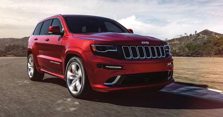 Jeep Grand Cherokee SRT 1