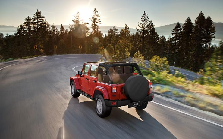 Jeep Wrangler Unlimited 2