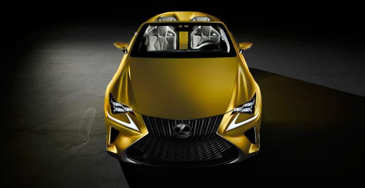 Lexus LFC