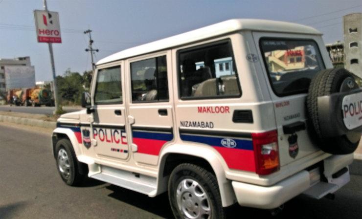 Nizamabad_Police_SUV