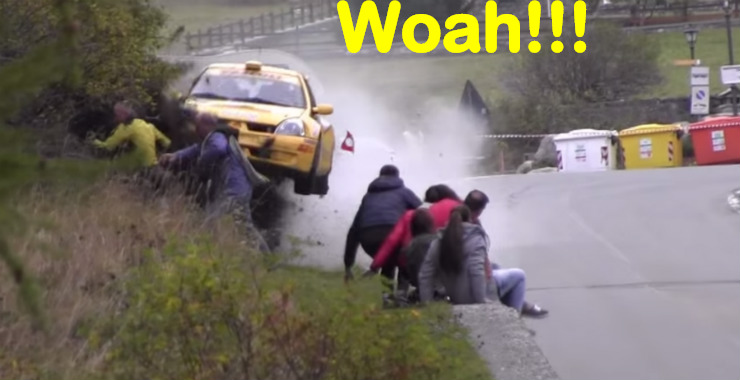 10 GREATEST escapes on the road [Videos]