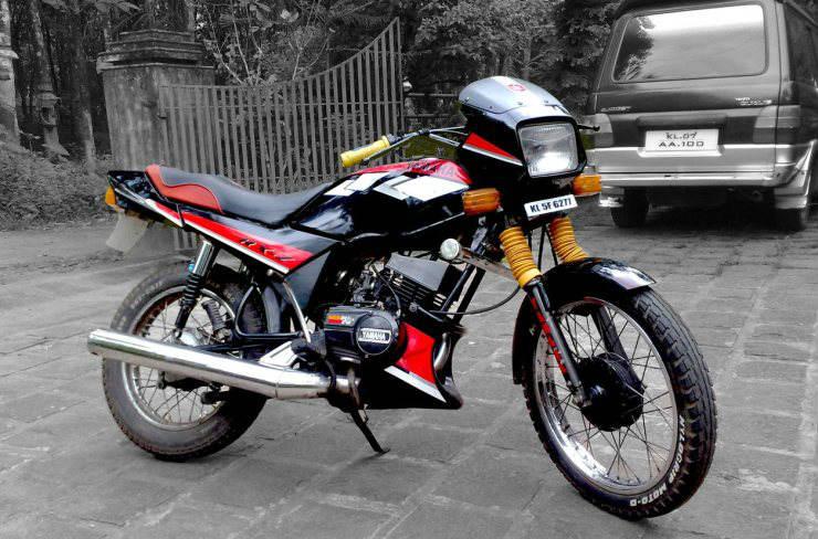 Used Yamaha Rx