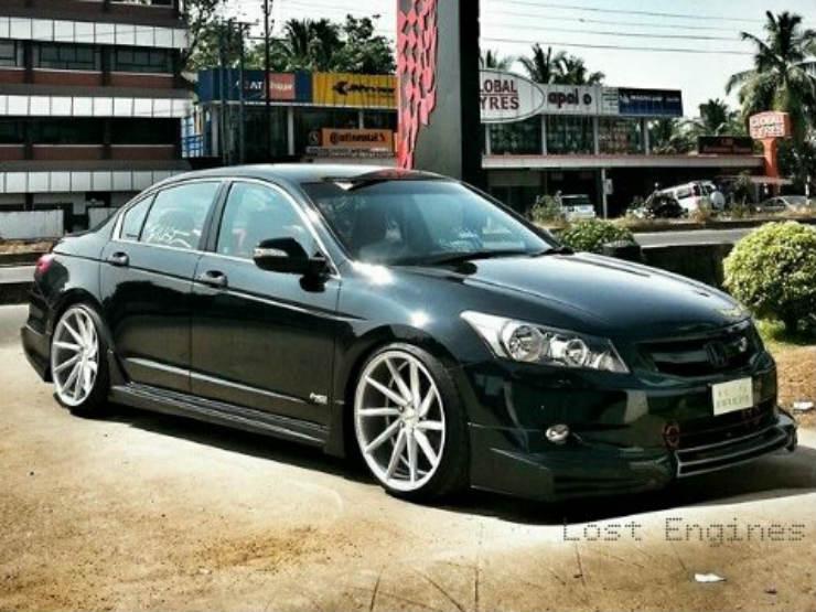 Honda Accord Modified >> Luxurious & Beautiful, Modified Honda Accords