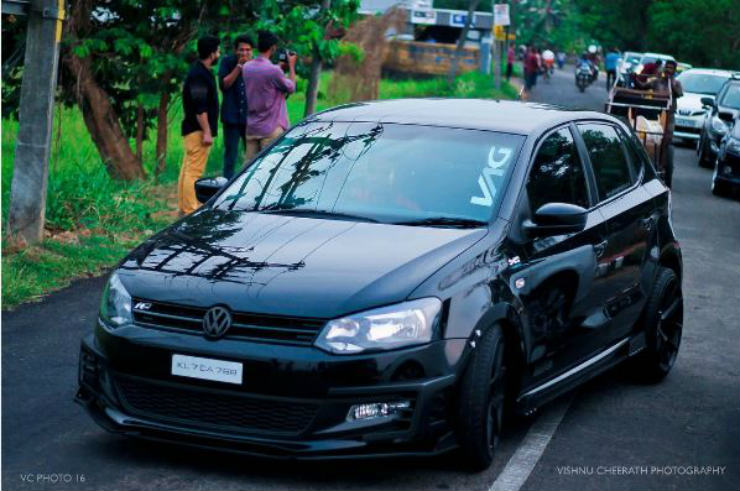 5 GORGEOUS Volkswagen Polos with bolt-on body kits